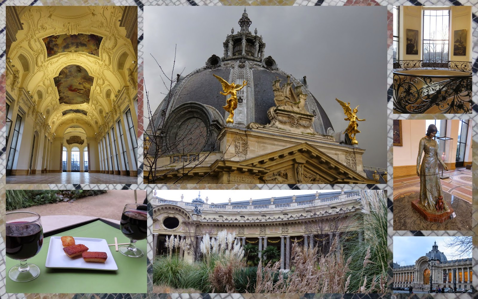 Valentine's Day Weekend in Paris - Le Petit Palais