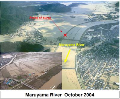 Maruyama river Japan