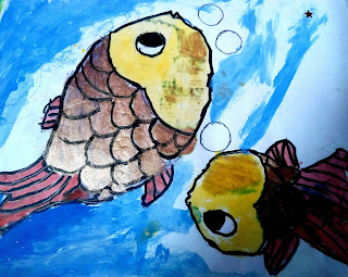 मछली के माध्यम से अमरता का संदेश