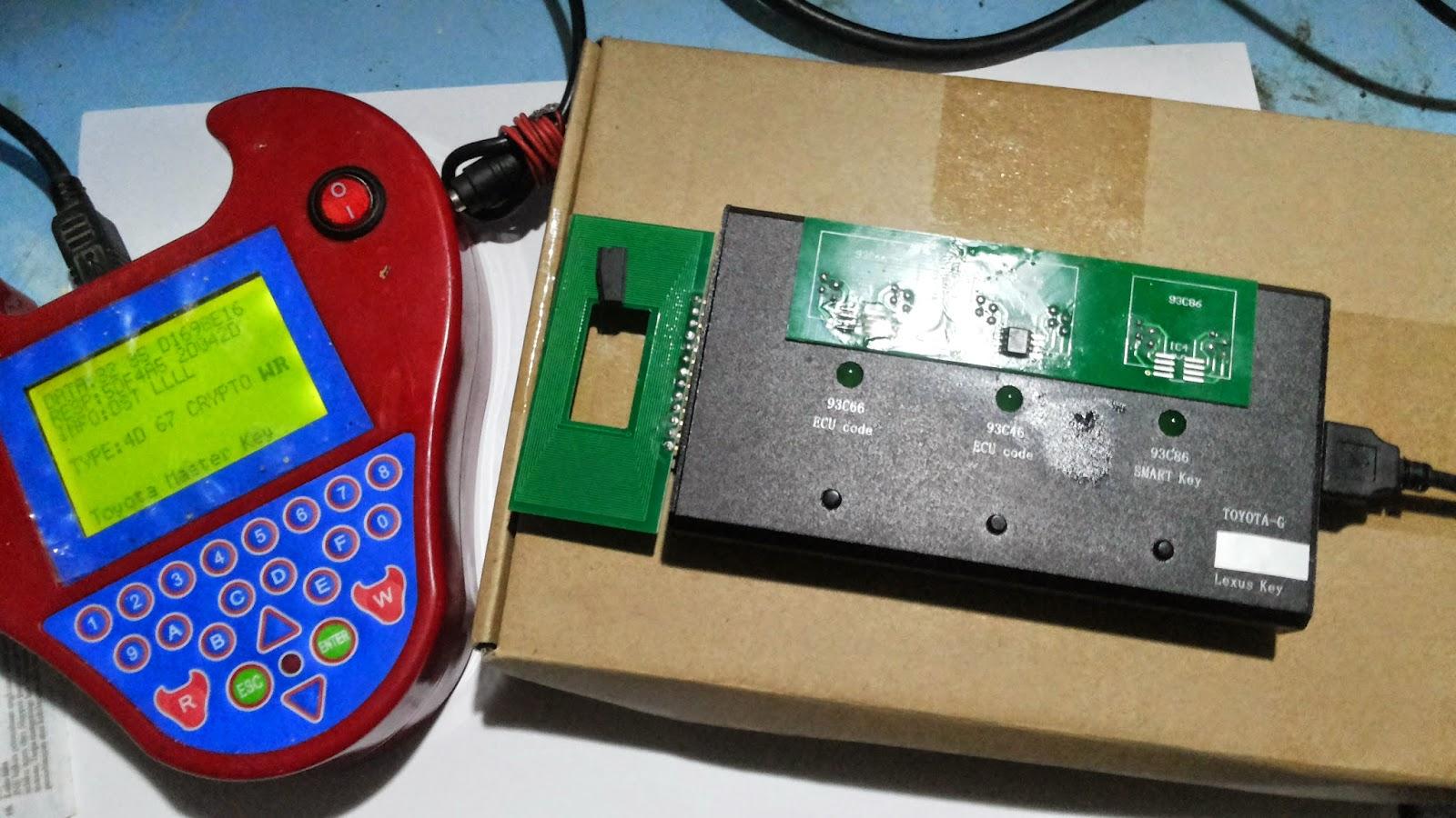 5 pasang chip immobilizer yang sesuai pada alat key programmer [ 1600 x 900 Pixel ]