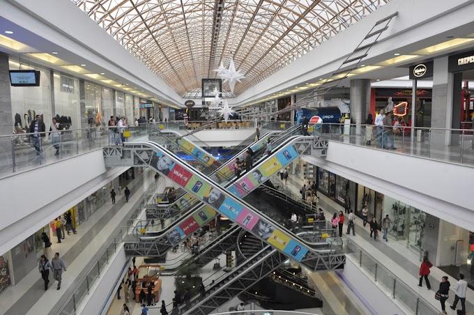 E-commerce y sensaciones (Centros Comerciales)