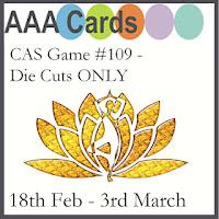 CAS Game #109