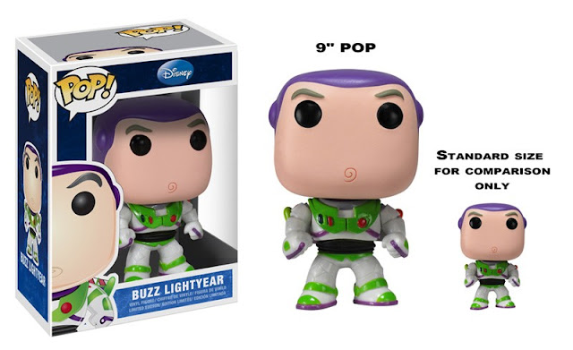 Disney 9 Inch Pop! Series 1 by Funko – Buzz Lightyear