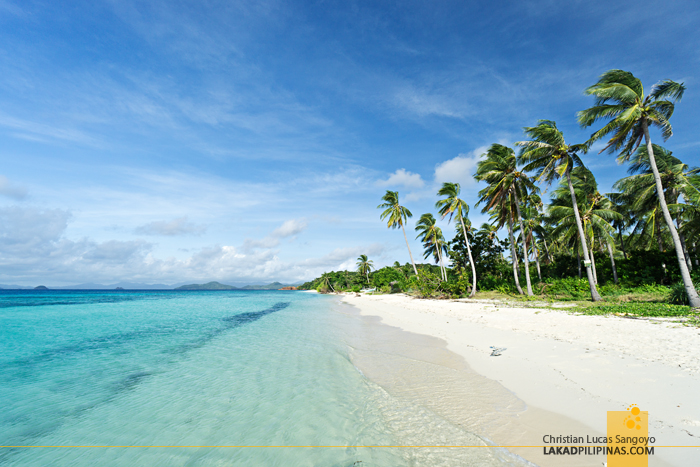 Linapacan Island Hopping Tour