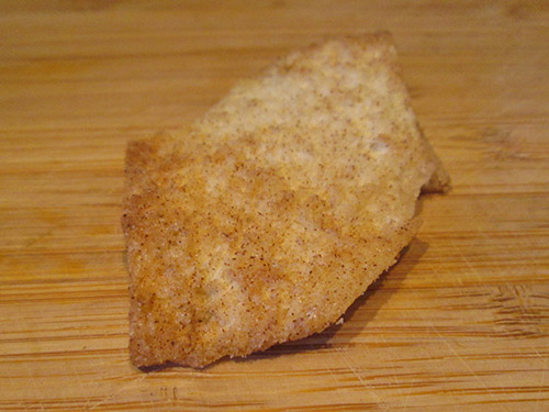 Trader Joe's Pita Chips with Cinnamon & Sugar