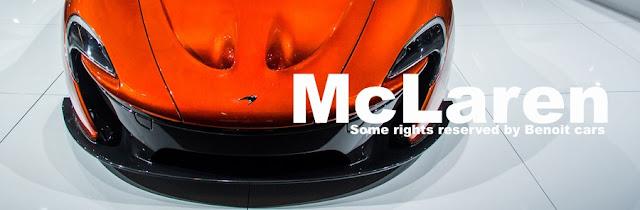 スーパーカーの壁紙 マクラーレン