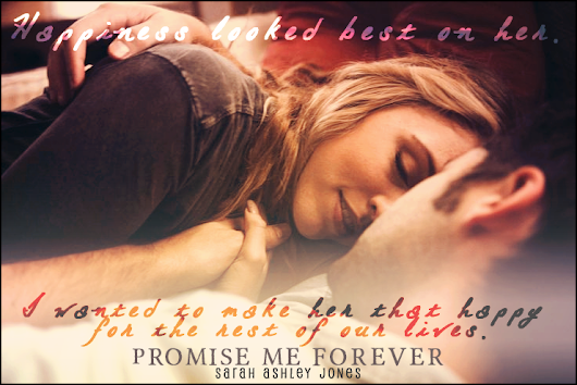 Promo: Promise Me This by Sarah Ashley Jones