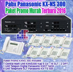 Promo Terbaru Panasonic KX-NS300