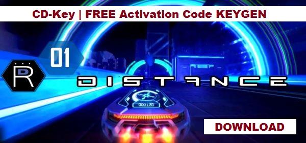 Distance free code, Distance keygen, Distance cd key, Distance license key, Distance code