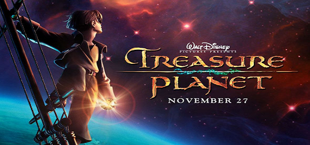 Treasure Planet Stream