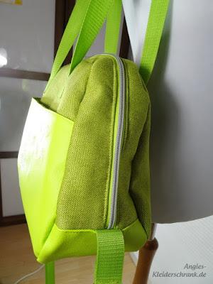 Triangel Tasche, Farbenmix, Angies Kleiderschrank