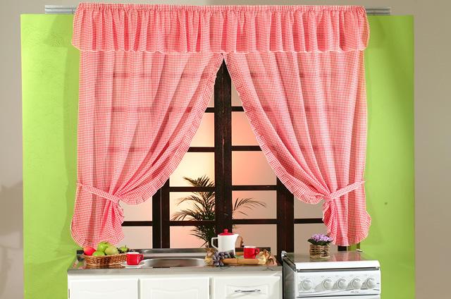 Di rio feminino ideias de cortinas para cozinha - Modelos de cortinas infantiles ...