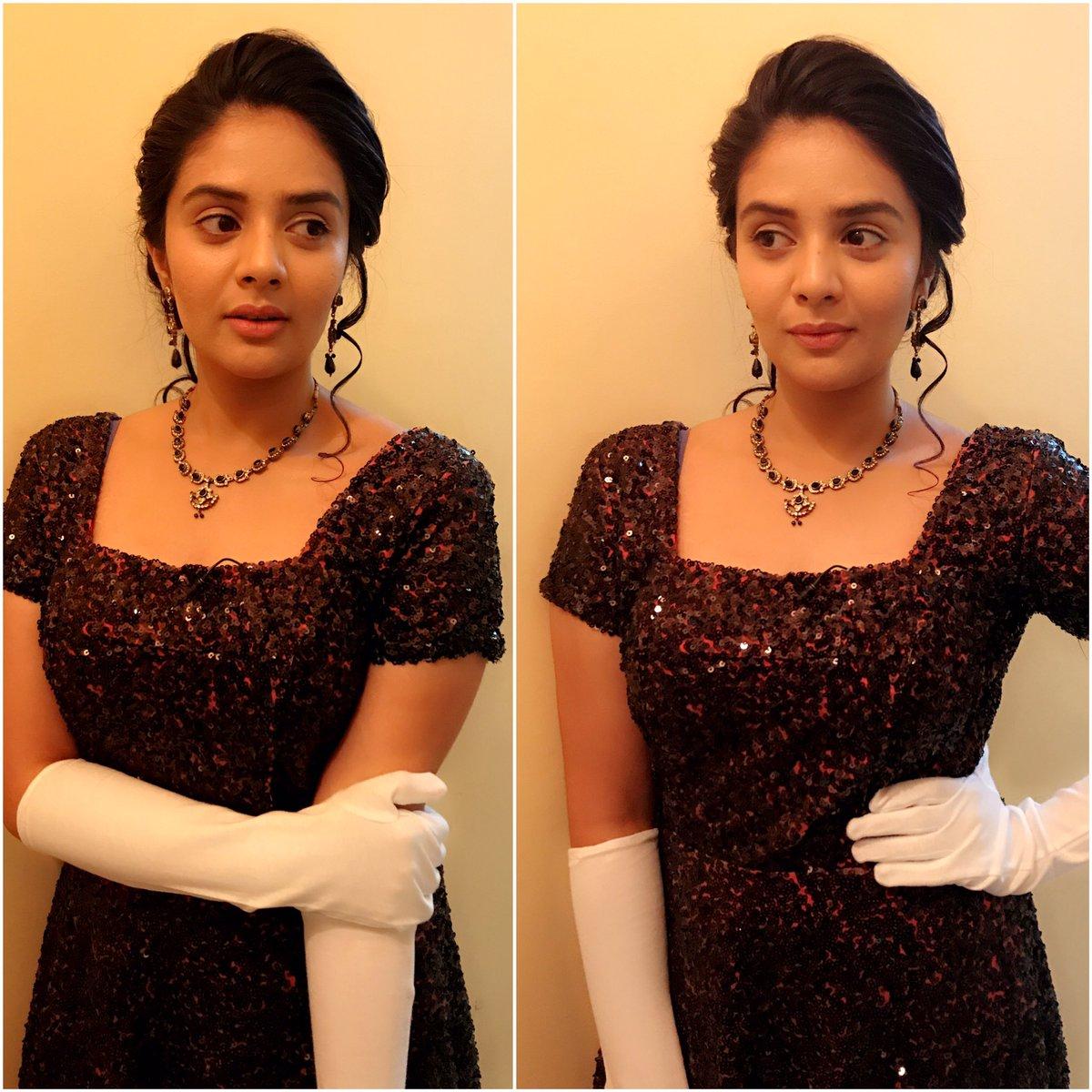 Actress Sreemukhi Latest Images