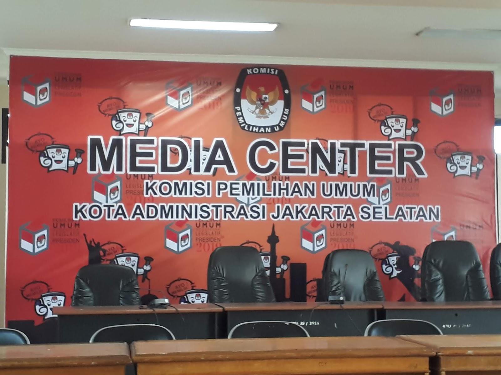 KPU Jakarta Selatan Resmikan Posko GMHP