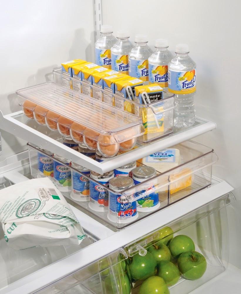 Refrigerator Organization: Организация холодильника