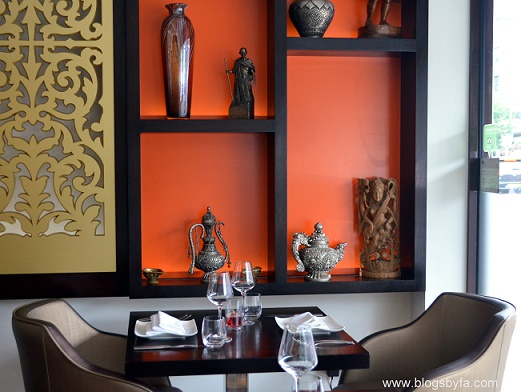fine dining halal restaurant north london