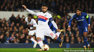 Nabil Fekir First Goal