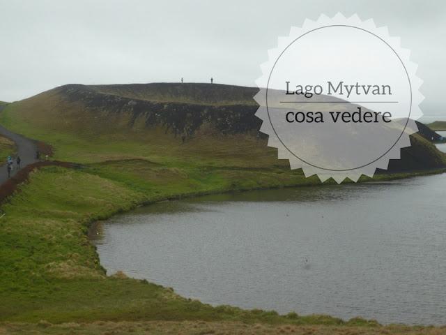 Lago Myvatn 5 cose imperdibili da vedere. i pseudocrateri