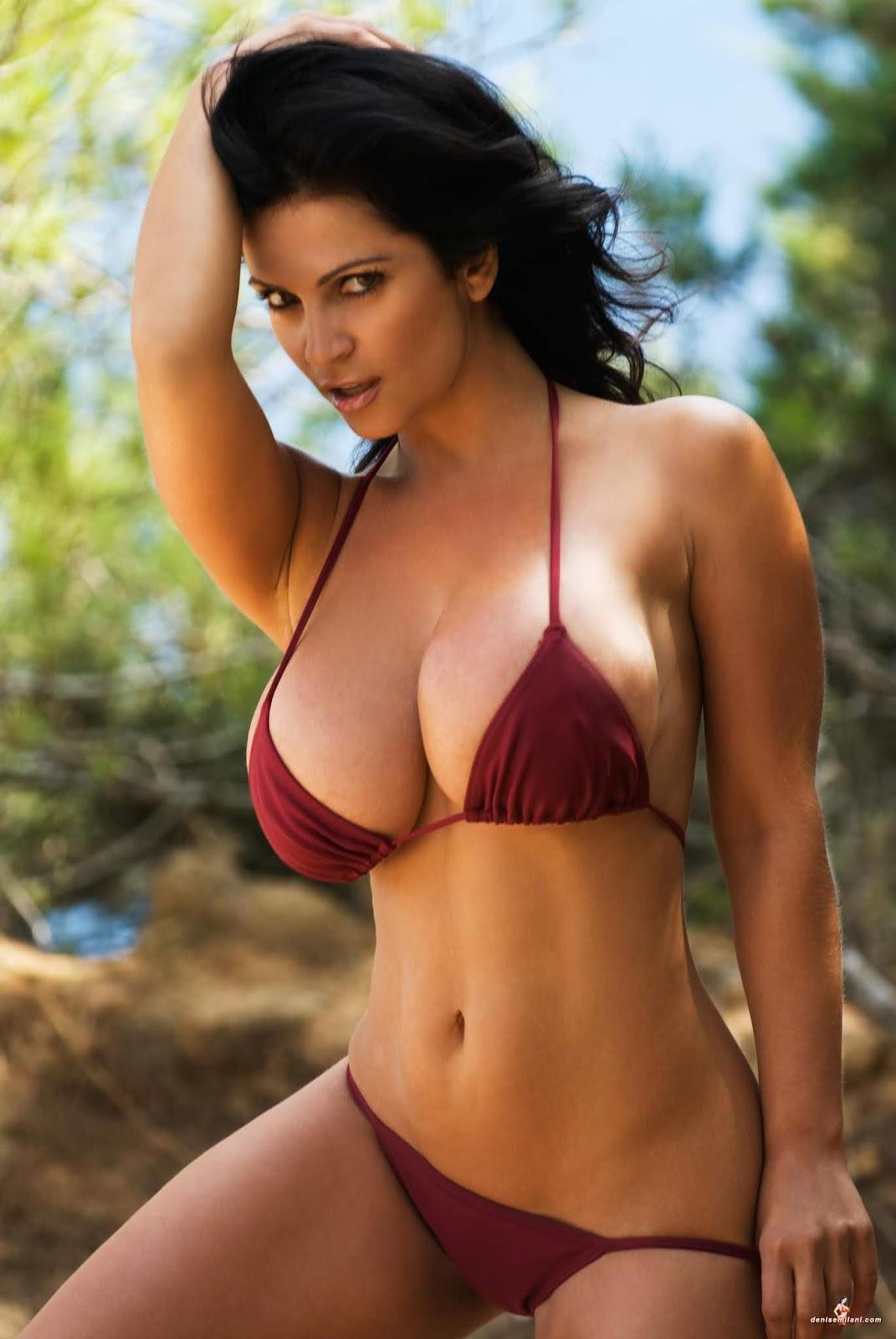 Woman Wearing Red Bikini Near Sea Photo Free Apparel Image On Unsplash