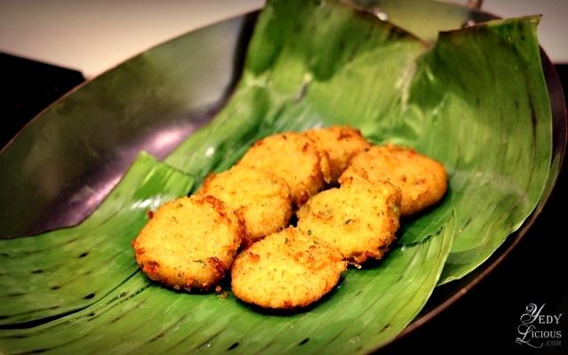 Aloo Tikka, Indian Food Buffet at HYATT COD Manila