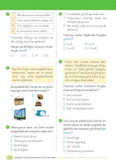 3. Sınıf Matematik Ders Kitabı Cevapları Ada Yayınları Sayfa 117
