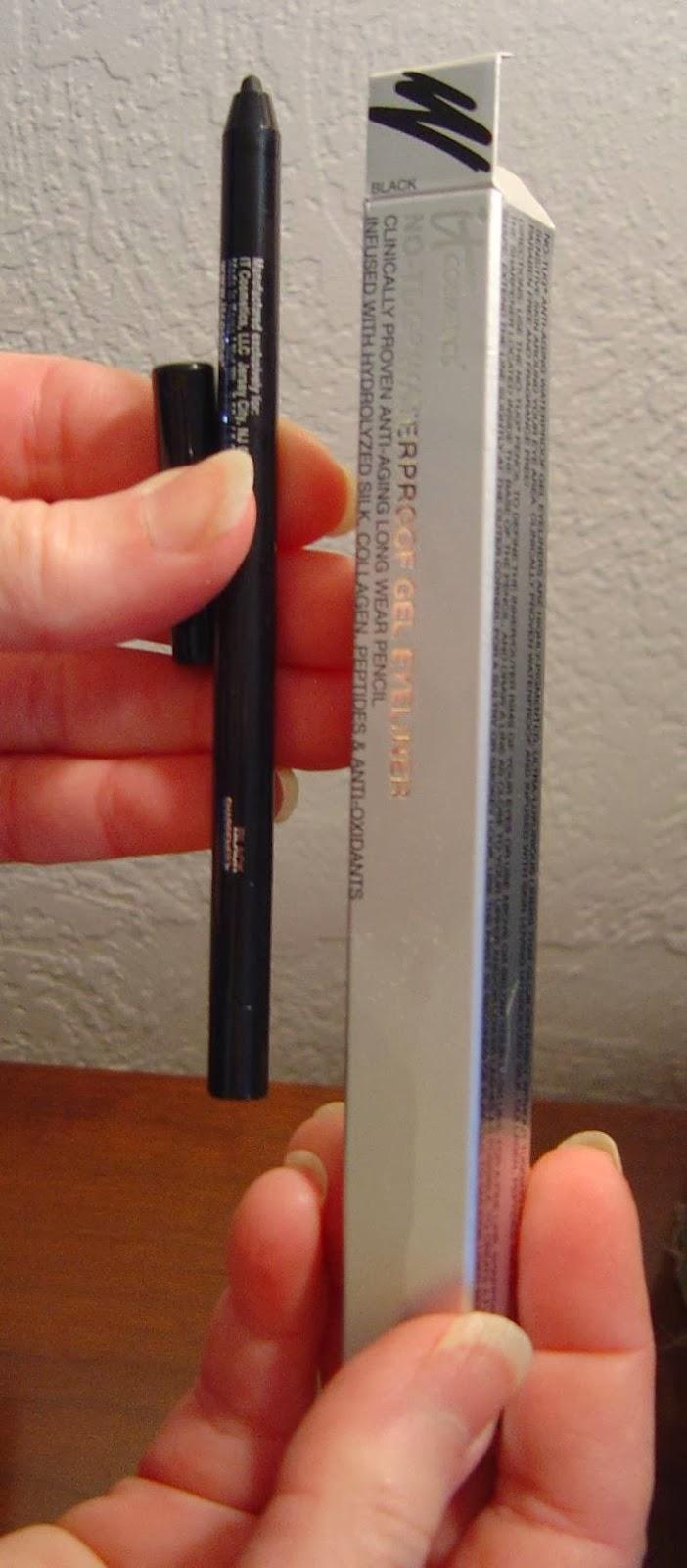 IT Cosmetics  No-Tug Waterproof Gel Eyeliners (Black)