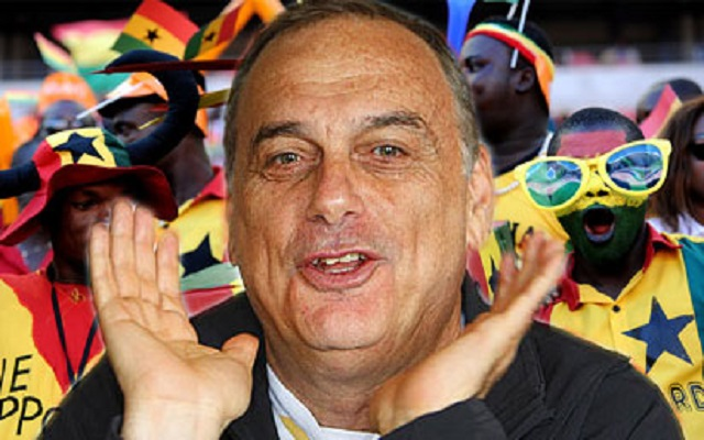 Avram Grant named as judge for world tech competition