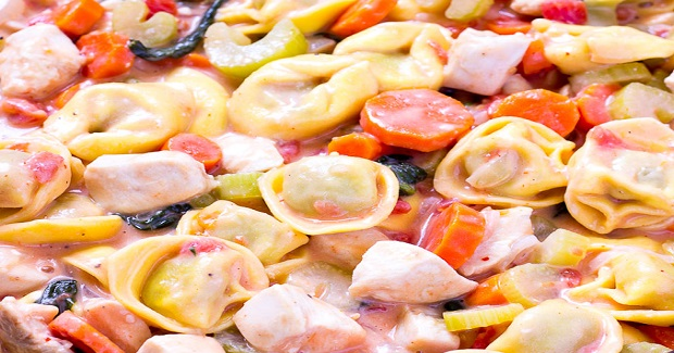 Buffalo Chicken Tortellini Recipe
