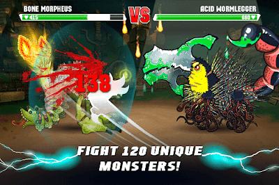 Mutant Fighting Cup 2 v1.0.8 Mod Apk (Mega Mod)1