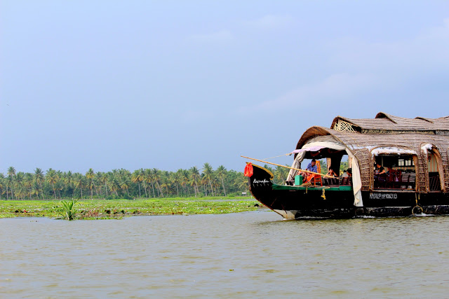 Kumarakom ? Entering a Time Warp in the Kerala Backwaters