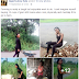 Photos of girl who shared her garri making process because she can't buy 'expensive garri' goes viral