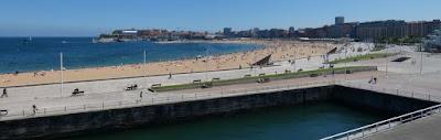 Acuario de Gijón.