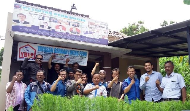 PT.LINTAS PENA MEDIA Siap Jalin Kerjasama dengan BPJS Ketenagakerjaan