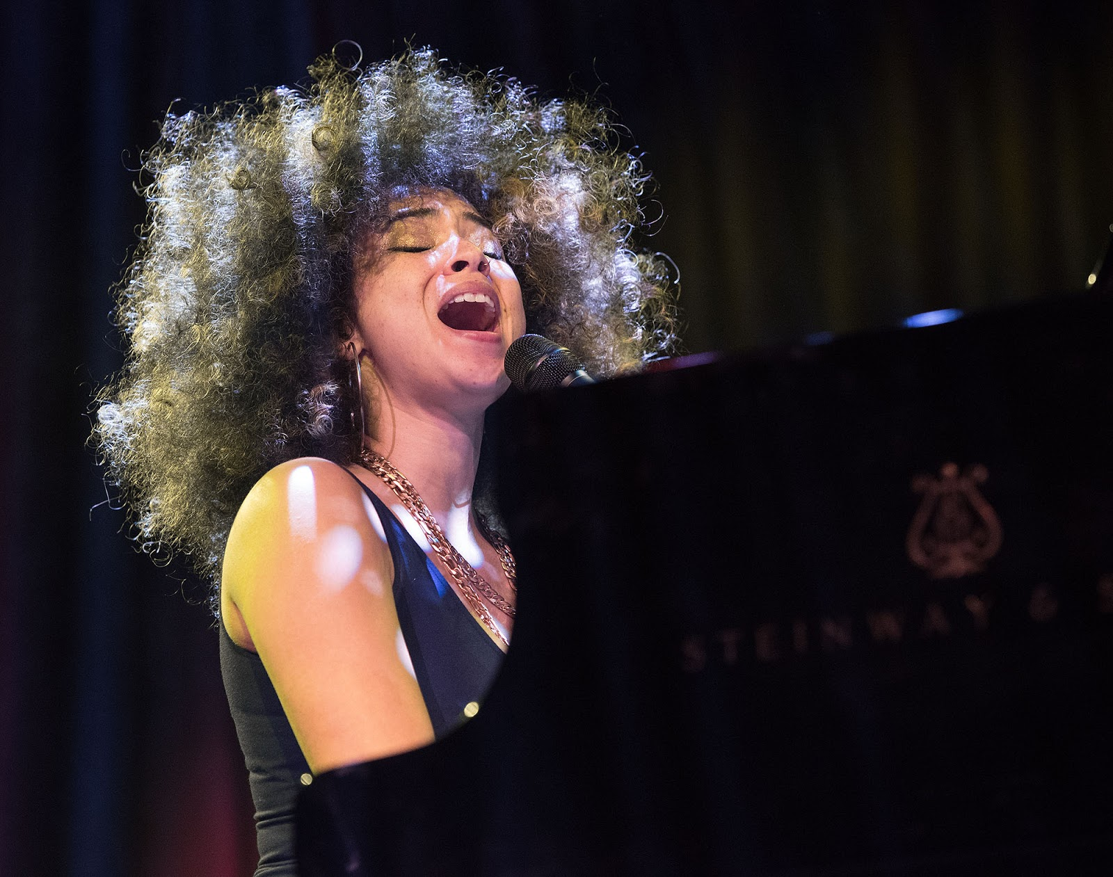 Review Kandace Springs At Queen Elizabeth Hall 2018 Efg Ljf