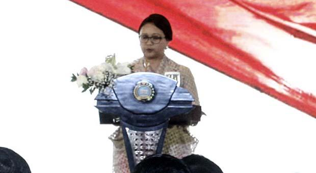 Isu Palestina Menjadi Prioritas Polugri Indonesia 2019