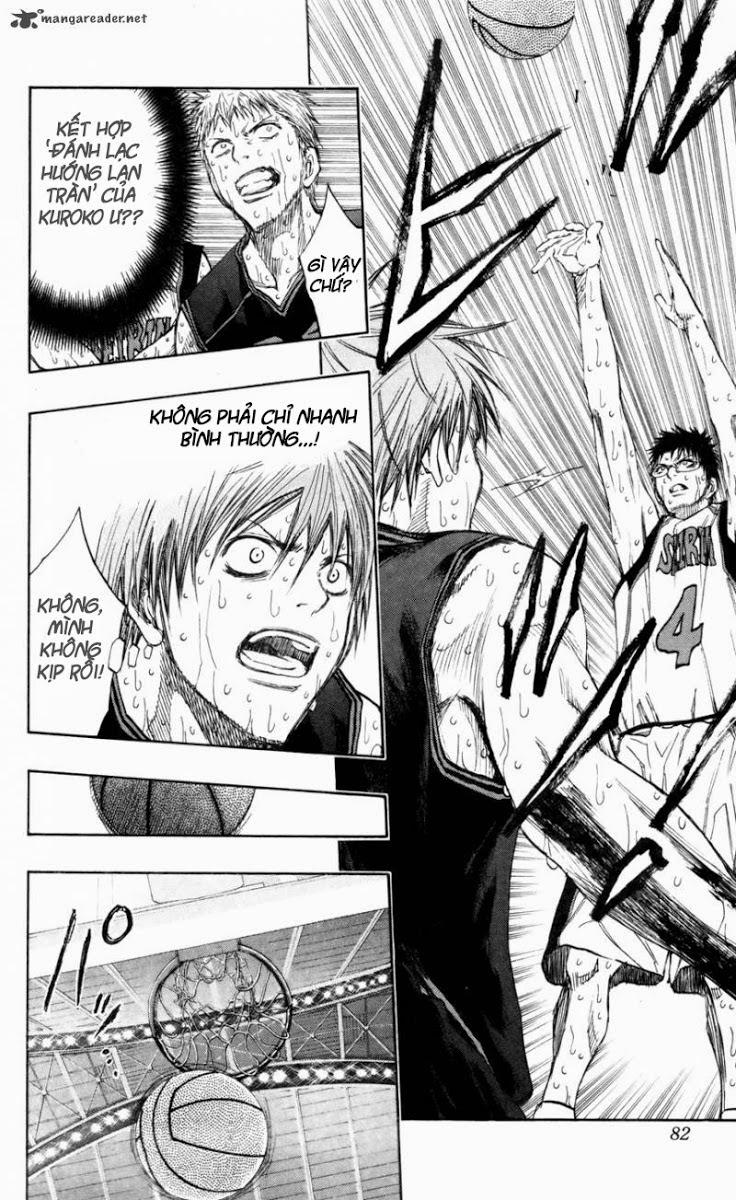 Kuroko No Basket chap 130 trang 15