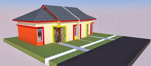 gambar rumah sehat sederhana