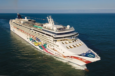 Norwegian Cruise Line's Norwegian Jewel - New Sulfur Emissions Scrubber