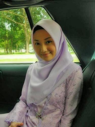 Malay Milf Tudung Baju Kurung Kata Sedap Sesangat Zul -6065