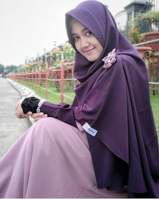 Beautiful Hijaber From Bogor