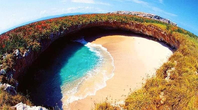 Resultado de imagen para playa escondida