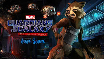 telltale guardians of the galaxy trailer