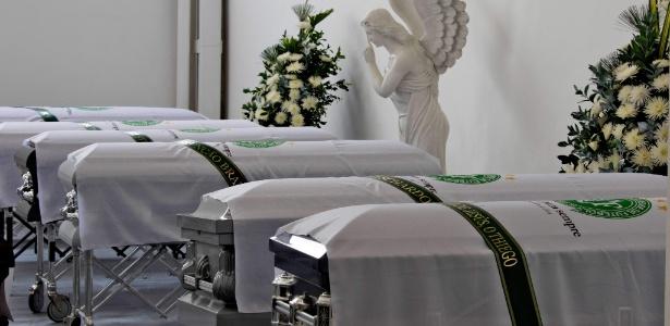 Saiba como será o velório coletivo das vítimas em Chapecó
