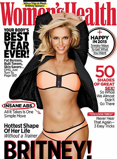 Britney Spears Women's Health