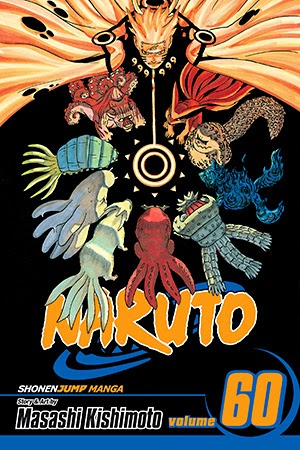 Naruto Tomo 60
