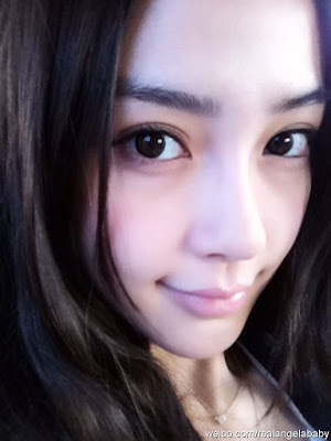 Everyone wants to look like Angelababy