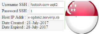 Free SG.DO SSH Account July 22 2017