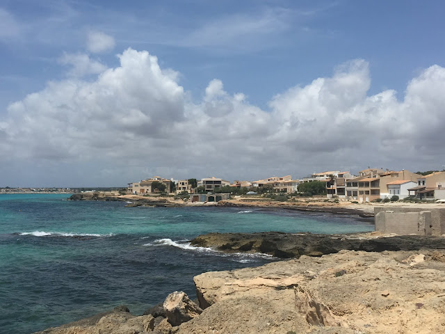 Sa Ràpita, Mallorca.