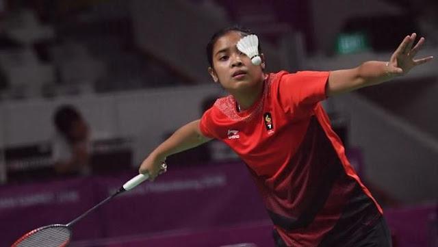 Cedera, Gregoria Mariska Mundur dari Turnamen di Jerman