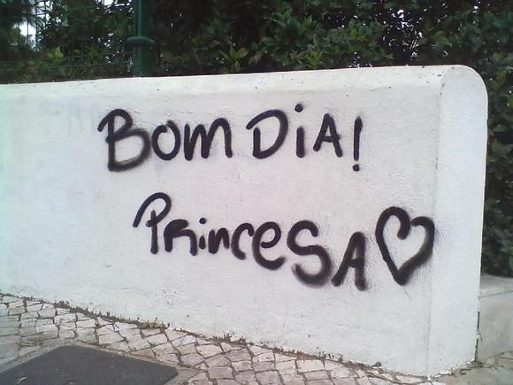 Descobrindo Vida: Bom Dia Princesa #mensagens